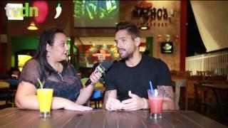 assista a entrevista exclusiva com Felipe Pezzoni direto de Salvador