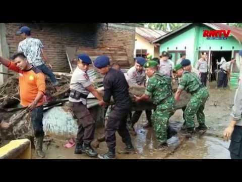 Pemerintah Diminta Gerak Cepat Tangani Banjir Padang Sidempuan