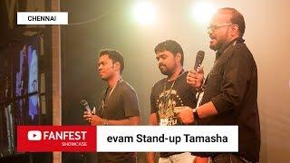 evam Stand-up Tamasha @ YouTube FanFest Showcase Chennai 2018