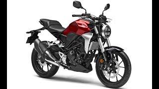 7. Honda CB300R Offical
