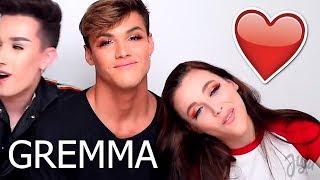 Emma and Grayson Flirting for 3 Minutes Straight    @emmachambie @GraysonDolan