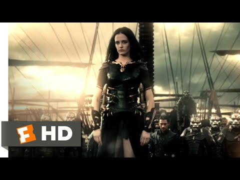 300: Rise of an Empire (2014) - Artemisia's Wrath Scene (8/10) | Movieclips