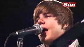 Justin Bieber Voice Evolution (1994-2016) - YouTube