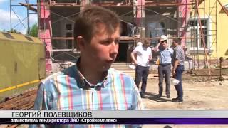 Подготовка школ к учебному году-2019. Объезд СМИ.