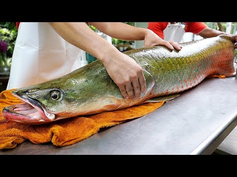 Если ваша жена замучилась чистить рыбу просто покажите ей это видео