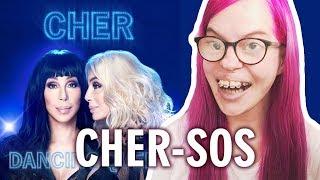 CHER - SOS (ABBA COVER REACTION) | Sisley Reacts