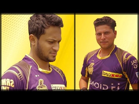 KKR Ka Boss Kaun | Episode 4 | Shakib Al Hasan vs Kuldeep Yadav | The Spin Doctor Challenge