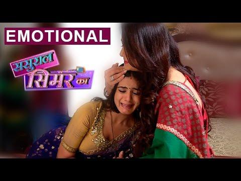 Simar & Roshini's EMOTIONAL Moment | Sasural Simar