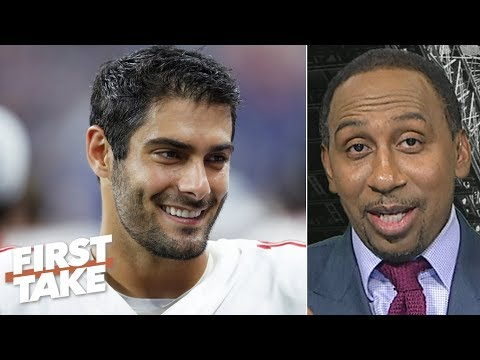 Video: The jury is still out on Jimmy Garoppolo – Stephen A. | First Take
