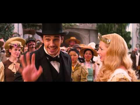 Le Monde Fantastique d'Oz - Making Of: