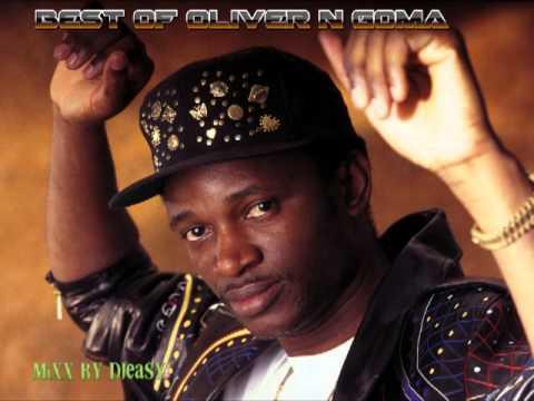 Best of oliver N Goma  mixx by djeasy