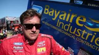 Terry McCarl 2014 Knoxville Raceway Plans