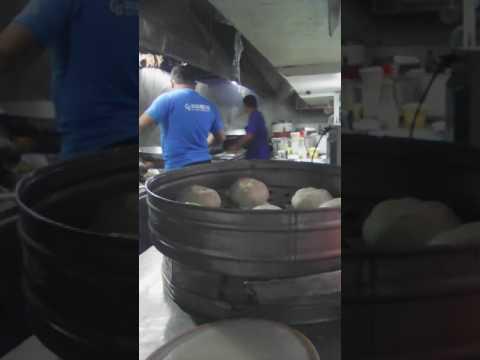 ganito ang kitchen sa Eastland hotel and restaurant bc madami order , minsan lang ako makakain.