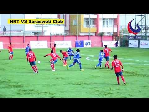 (Football: NRT Vs Saraswoti Club - Duration: 2 minutes, 13 seconds.)