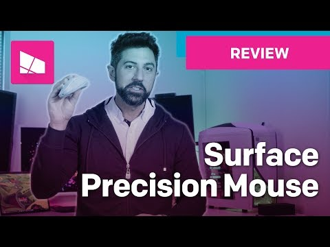 Surface Precision Mouse Review