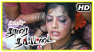 Video Tharai Thappattai Movie   Scenes   Varalakshmi scenes   Sasikumar   R K Suresh   G M Kumar   Bala MP3, 3GP, MP4, WEBM, AVI, FLV Maret 2019