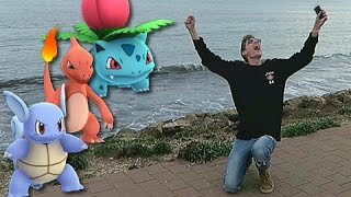 World's First Pokemon GO Safari Zone by Unlisted Leaf