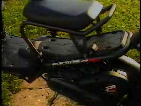Ruckus Scooter