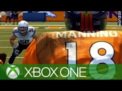 madden nfl 25 xbox one gameplay youtube