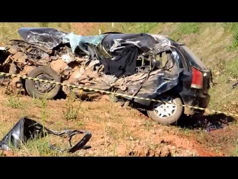 Homem morre em acidente de trânsito na BR-386 em Fazenda Vilanova