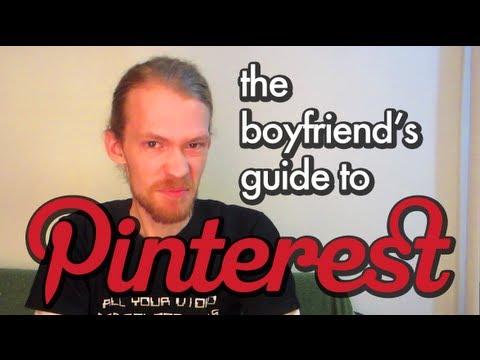 The Boyfriend's Guide to Pinterest