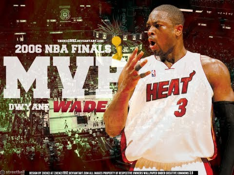 Wade - My Mix for D-Wade who carried his team to 1st championship in franchise history and let's take a look at his amazing play during Game 3,4,5 and 6. Thumbnail:...