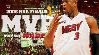 Dwyane Wade - One Man Show - Flashback: NBA Finals 2006 HD