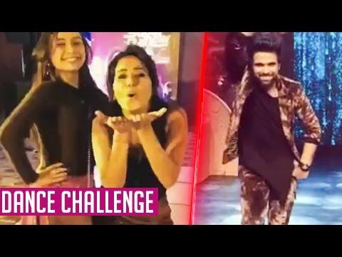 Rithvik & Asha Accept Mouni Roy's CHALLENGE | Tum