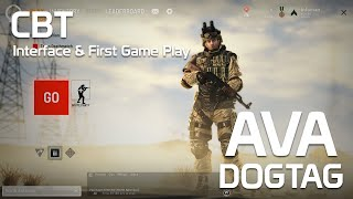 Video [AVA DOG TAG] CBT #1 : Interface & First Game Play - 아바 독택 CBT #1 : 인터페이스 (Alliance of Valiant Arms) MP3, 3GP, MP4, WEBM, AVI, FLV Oktober 2018