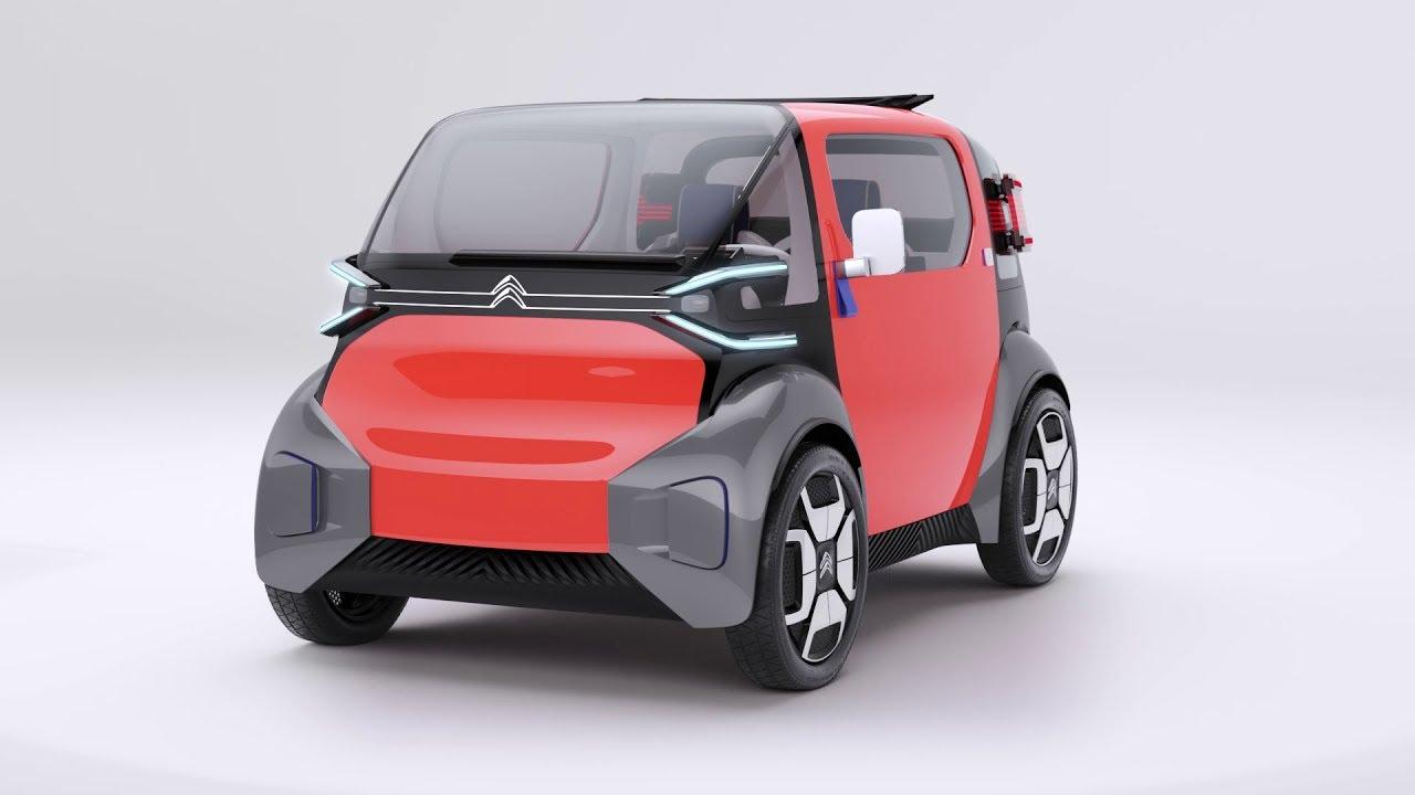 Ami One Concept - Manifesto par Citroën