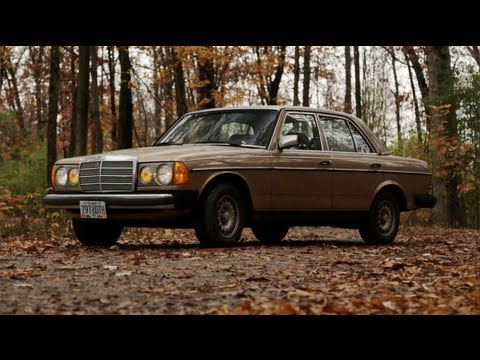 mercedes diesel - Editor-In-Chief Eddie Alterman shows off his 1983 Mercedes-Benz 300D Turbo Diesel on the latest episode of Car and Driver: Tested. Subscribe! http://bit.ly/s...
