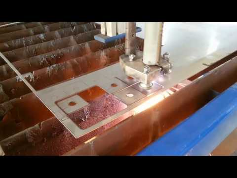 Storm CNC Plasma Stainless Steel Cutting 2mm