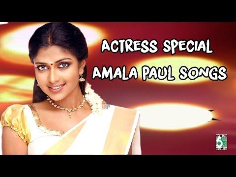 Amalapaul Special Super Hit Audio Jukebox