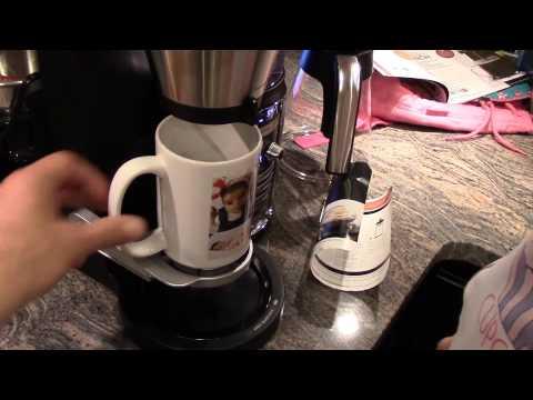 HOLY CUP OF JOE! We Made our first Cup! -  NINJA COFFEE BAR