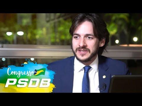 #CongressoPSDB: Live com Pedro Cunha Lima