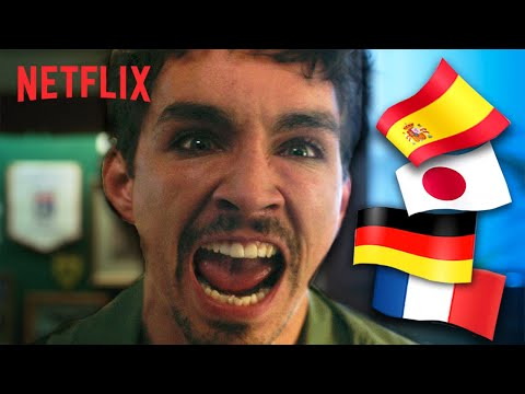 The Best Of The Umbrella Academy In Other Languages | Netflix