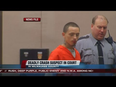 Court for suspect accused of deadly OWI hit-and-run crash