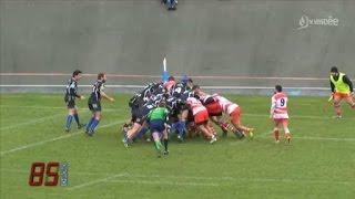 Puilboreau France  city photos gallery : Fédérale 3 de rugby : FC Yonnais vs Puilboreau (8 à 17)
