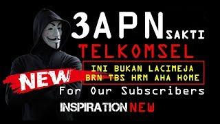 3 APN Sakti Telkomsel Terbaru 2018 Fast Connect #InspirationNEW