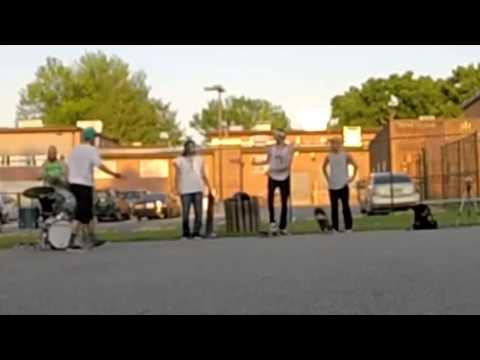 K Town Clips Senior Skatepark Tour #9