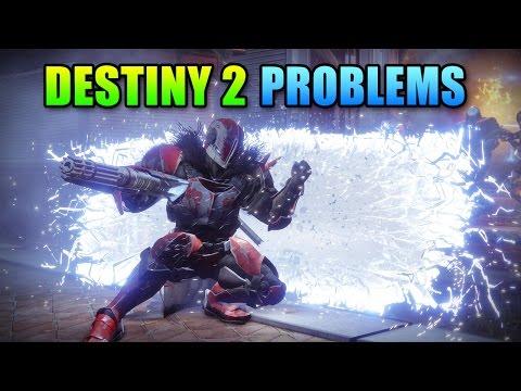 Biggest Problems With Destiny 2