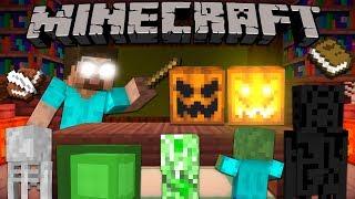 Monster School: TRICK OR TREAT - Minecraft