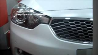 Kia K3 (2014 Kia Cerato) Preview