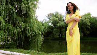 Виктория Исаева в рекламе Agni Dress