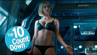 Video Top 10 Needlessly Sexualized Female Movie Characters MP3, 3GP, MP4, WEBM, AVI, FLV Juli 2018