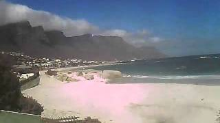 Timelapse Video - Glen Beach & Camps Bay - 13/04/2011