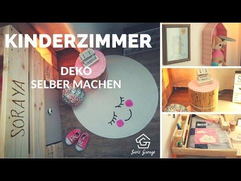 Kinderzimmer Deko selber machen - DIY - Einrichten & Dekorieren - Deco Maché - Kidsroom