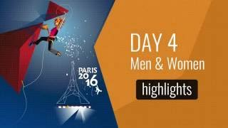 IFSC Climbing and Paraclimbing World Championships 2016 Paris - Day Four Highlights by International Federation of Sport Climbing