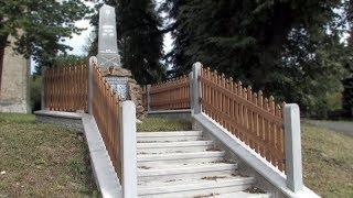Pomník padlým ve Studené Loučce