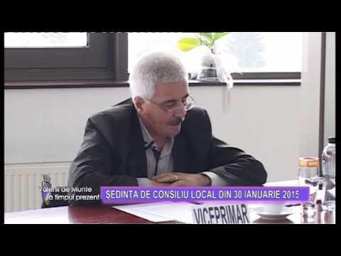 Emisiunea Vălenii de Munte la timpul prezent – 13 martie 2015